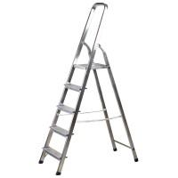 Лестница-стремянка СИБИН алюминиевая, 3 ступени, 60 см 38801-3