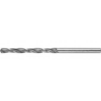 """Сверло ЗУБР """"МАСТЕР""""  по металлу, цилиндрический хвостовик, быстрорежущая сталь Р6М5, 3,5х70мм 4-29621-070-3.5"""