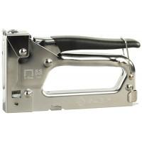 Пистолет ЗУБР скобозабивной металлический пружинный, тип 53, 4-10мм 4-31563
