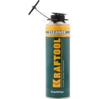 """Очиститель монтажной пены """"PREMIUM CLEANER"""", 500мл, KRAFTOOL 41189_z01"""