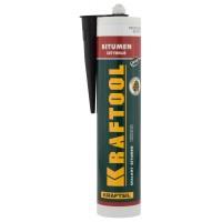 Герметик битумный KRAFTOOL черный, 300мл 41261