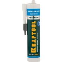 Клей монтажный KRAFTOOL KraftNails Premium KN-915, водостойкий с антисептиком, для ванн и душевых, 310мл 41345_z01