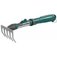 Грабельки ручные RACO, 5 зубцов, коннекторная система, 32см 4205-53514