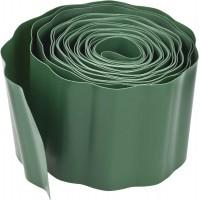 Лента бордюрная Grinda, цвет зеленый, 15см х 9 м 422245-15