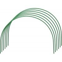 Дуги для парника GRINDA, покрытие ПВХ, 2,5м, 6шт 422309-100-095