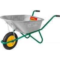 Тачка GRINDA садово-строительная, 90 л, грузоподъемность 160 кг 422396_z01