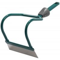 Мотыжка садовая RACO из нерж. стали, с быстрозажимным механизмом, 120мм 4230-53827