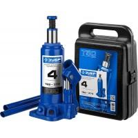 Домкрат гидравлический бутылочный T50, 4т, 192-374мм, в кейсе, ЗУБР Профессионал 43060-4-K 43060-4-K_z01