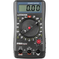 "Мультиметр STAYER ""PROFESSIONAL"" PRODigital цифровой 45310"