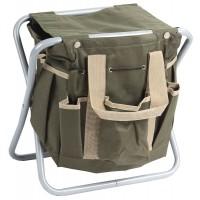 Набор GRINDA садовый: скамейка складная с сумкой 8-422351