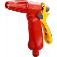 """Пистолет-распылитель GRINDA """"CLASSIC Quick-Connection System"""" пластиковый регулируемый 8-427361_z01"""