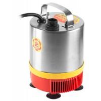 Насос GRINDA фонтанный д/чистой воды, нерж. сталь, 3 насадки, пропуск. способ. 1750 л/ч, высота подачи воды 2,3 м, 50 Вт GFPP-29-2.3